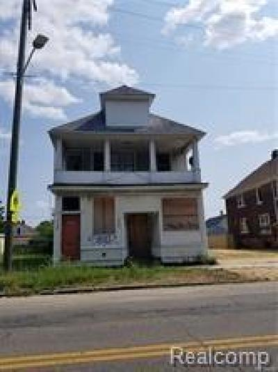 Hamtramck Multi Family Home For Sale: 2346 Carpenter Street