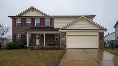 Brownstown Twp Single Family Home For Sale: 26327 Ingram Drive