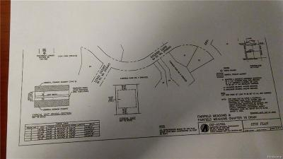 West Bloomfield Twp Residential Lots & Land For Sale: 6005 Halsted