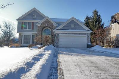 West Bloomfield, West Bloomfield Twp Single Family Home For Sale: 1880 Midchester Drive