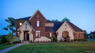 Washington Twp Single Family Home For Sale: 5750 Bradbury Run