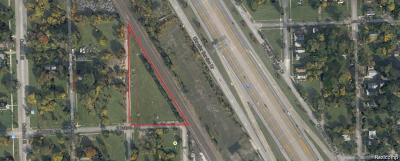 Detroit Residential Lots & Land For Sale: 17487 Hawthorne Street