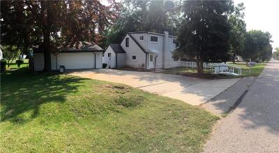 Rochester Hills MI Single Family Home For Sale: $185,000