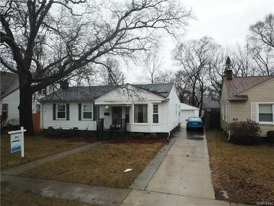 Ferndale Single Family Home For Sale: 2055 Hyland Street