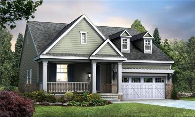 Single Family Home For Sale: 49684 Hancock Street