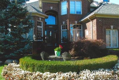 Washington Twp Single Family Home For Sale: 57215 Scenic Hollow Drive