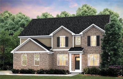 Lyon Twp MI Single Family Home For Sale: $492,490