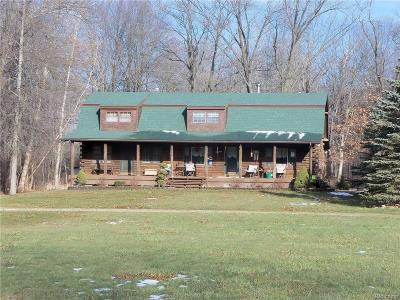 Brownstown, Brownstown Twp Single Family Home For Sale: 26272 King Road