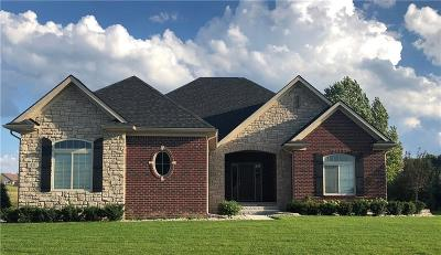 Oxford Single Family Home For Sale: 442 Overlook Drive