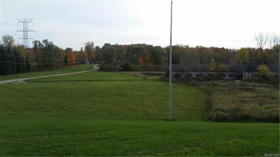 Novi Residential Lots & Land For Sale: 48601 W Eleven Mile Road
