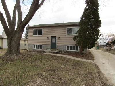 Harrison Twp Single Family Home For Sale: 39686 Camp Street