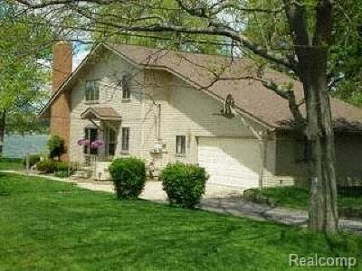 Brandon Twp Single Family Home For Sale: 2490 Allen Road