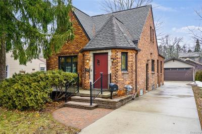 Rochester Single Family Home For Sale: 317 Linwood Avenue