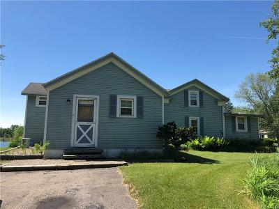 Commerce Single Family Home For Sale: 6100 Carroll Lake Road
