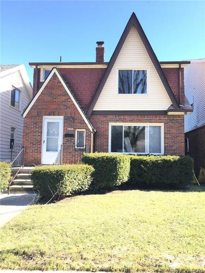 Dearborn Multi Family Home For Sale: 7524 Williamson Street