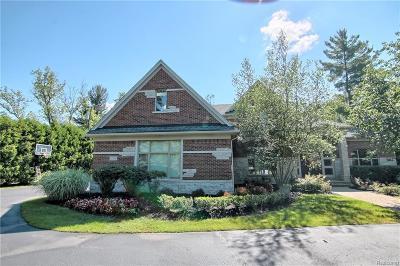 Bingham Farms Vlg Single Family Home For Sale: 32250 Bingham Road
