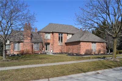 Northville Single Family Home Sold: 1020 Andover Drive