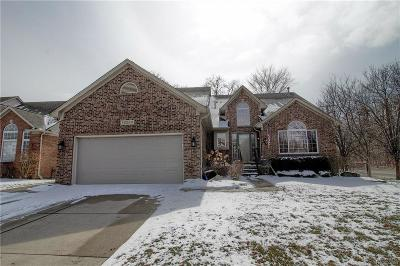 Clinton Twp Single Family Home For Sale: 22220 Brywood Court