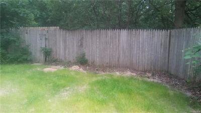 Oak Park MI Residential Lots & Land For Sale: $22,999