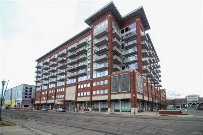 Royal Oak Condo/Townhouse For Sale: 350 N Main Street #901
