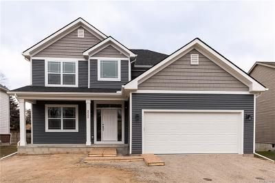 Oxford Single Family Home For Sale: 0001 Scripter Court