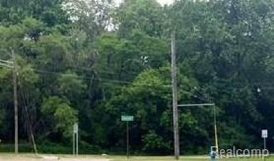 Waterford Twp Residential Lots & Land For Sale: Dixie Highway Highway