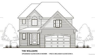 Southfield Single Family Home For Sale: 24690 Pembrooke Drive