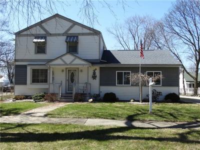 Trenton Single Family Home For Sale: 2224 3rd Street