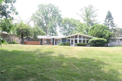 Belleville, Belleville-vanbure, Van Buren, Van Buren Twp Rental For Rent: 47505 N Shore