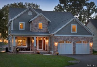 Brandon Twp Single Family Home For Sale: High Bluffs