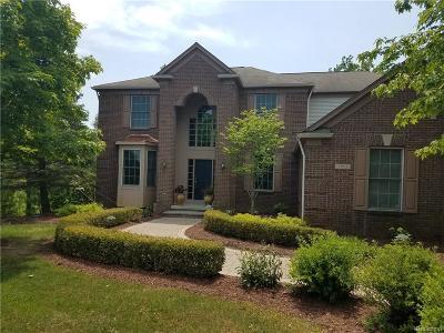 Oakland Twp Single Family Home For Sale: 3961 Ridgemonte Court