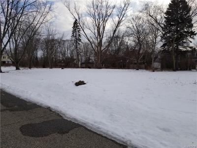 Detroit Residential Lots & Land For Sale: 5803 Maryland Street