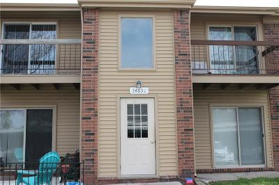 Fraser Condo/Townhouse For Sale: 34650 Clarkson Drive W #46
