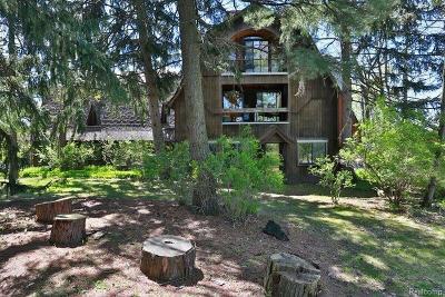Rochester, Rochester Hills Single Family Home For Sale: 2791 Walton Boulevard