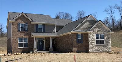 Oxford Single Family Home For Sale: 1141 Cedar Street