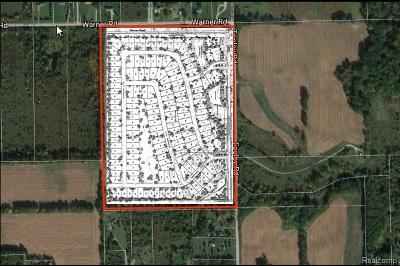 Howell Twp Residential Lots & Land For Sale: Tooley