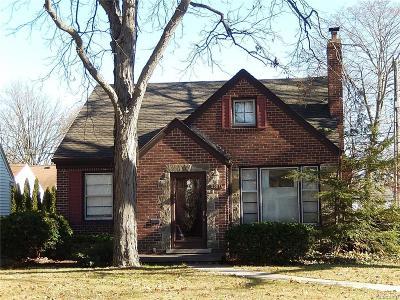 Trenton Single Family Home For Sale: 2597 Rutledge Street