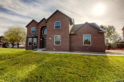Canton, Canton Twp Single Family Home For Sale: 47415 Ellery Lane