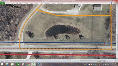 Commerce Twp Residential Lots & Land For Sale: Commerce Road
