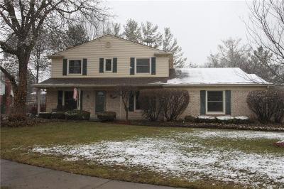 Plymouth Twp Single Family Home For Sale: 11200 Academy Court