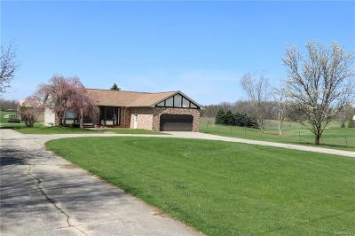 Richfield Twp MI Single Family Home For Sale: $246,900