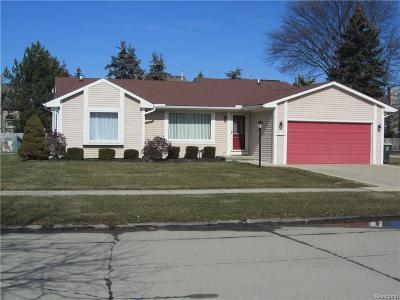 Single Family Home For Sale: 45182 Prestbury Road