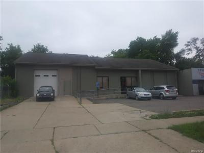 Pontiac MI Commercial For Sale: $249,900