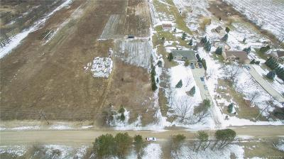 Chesterfield Twp Residential Lots & Land For Sale: Scheuer Road