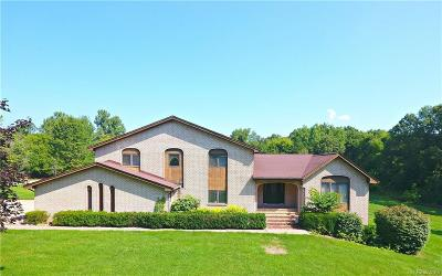 Milford Twp Single Family Home For Sale: 2677 Beagan Court