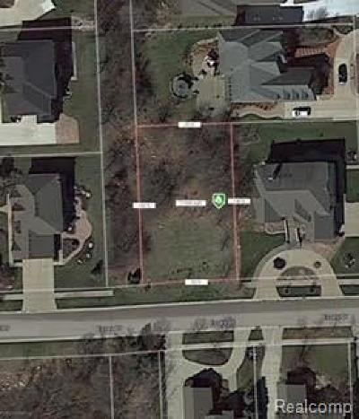 West Bloomfield Twp Residential Lots & Land For Sale: 7240 Essex Drive