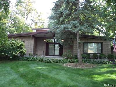 Taylor Single Family Home For Sale: 23067 Emmett Street