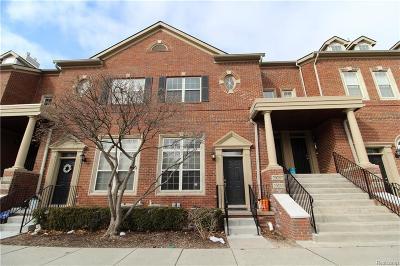 Farmington, Farmington Hills Condo/Townhouse For Sale: 29253 Glen Oaks Boulevard E