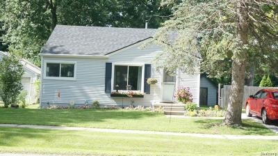Brandon Twp Single Family Home For Sale: 97 E Glass Road