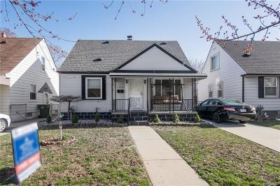 Southgate Single Family Home For Sale: 13771 Jobin Street